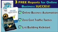 3 Valuable reports to Boost your online business in so many ways at http://www.abundance-4u.com/3in1