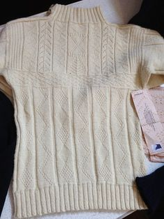 Bilderesultat for scottish gansey patterns