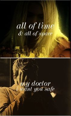 Rose and Ten ~ Doctor Who
