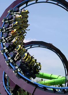 It is not to be confused with the new The Dark Knight roller coaster, located at Six Flags Great Adventure. Description from popculturemadness.blogspot.com. I searched for this on bing.com/images