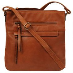 Wilsons Leather Vintage Distressed Leather Crossbody $89.99 …