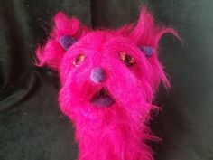 Your place to buy and sell all things handmade Hand Puppets, Kitty, Fancy, Etsy Shop, Knitting, Check, Handmade, Little Kitty, Hand Made
