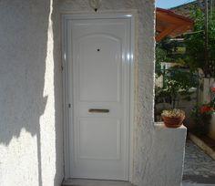 Πόρτες Αλουμινίου   Λιάγγης   Δάφνη Window Manufacturers, Aluminium Doors, Windows And Doors, Furniture, Home Decor, Aluminum Gates, Decoration Home, Room Decor, Home Furnishings