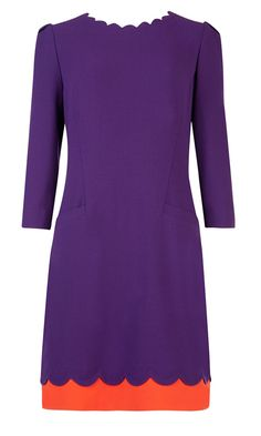 Ted Baker Scallop Dress, £159