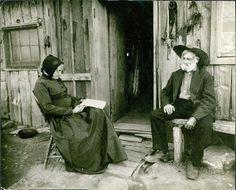 Kansas Pioneer Couple
