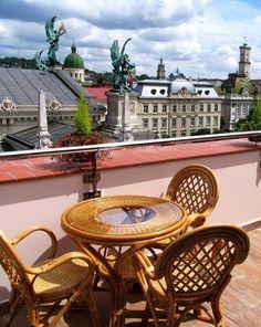 Lviv, UKRAINE ( Chym ne Paryzh?), from Iryna