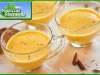 Faça Você Mesmo Leite Dourado - Uma Bebida Milagrosa para a Saúde