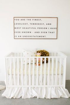 Nursery - this is so sweet