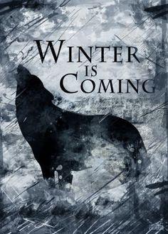 steel poster Movies & TV winteriscoming housestark gameofthrones stark arya brandon tully targaryen winteriscoming jonsnow