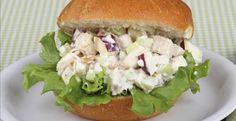 Comment cuisiner une excellente salade de poulet pour vos sandwichs - Recettes - Ma Fourchette