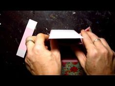 Pop Up Box Card - YouTube