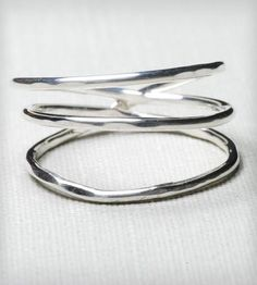 Argent Nest Ring | Jewelry Rings | Gunnard Jewelry | Scoutmob Shoppe | Product Detail