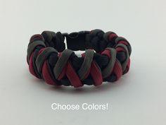 Slashed Solomon | Paracord Bracelet