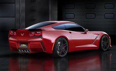 Corvette C7 : forte demande, mais production inchangée