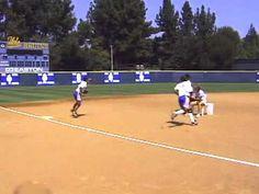 ▶ Softball Defense Drill - On the Runs - YouTube