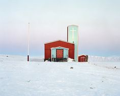 Melting Icebergs, Seal Hunts and MTV: Photographer Sébastien Tixier Discovers Greenland in Transition