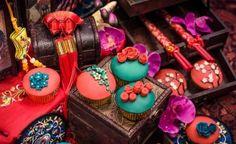 chinese wedding dessert cupcake