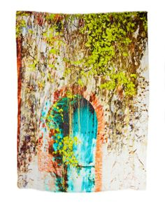 Title: Architecture 2 ... An array of vines waving in the gentle breeze in Jacmel. Streaks of chartreuse and teal glancing in all directions. I had just come from Port-Au-Prince, my heart still heavy with the magnitude of loss. The vines reminded me of life returning to Haiti – nature's mantle, healing and concealing the past. Antoure, 'covered' (Haitian creole).  Photo taken in Jacmel, Haiti.