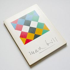 Max Bill Ausstellungen 1976 by Counter-Print, via Flickr