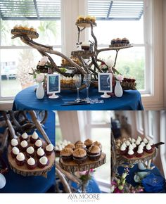 Congratulations, Sean & Morgan! - Cupcake DownSouth | photo credit Ava Moore Photography