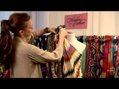 Theodora & Callum's Top 6 Ways to Tie a Scarf! Cool, I am always needing tips like this
