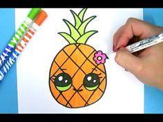 Comment Dessiner Une Licorne Kawaii Dessin Youtube Draw