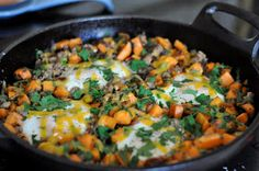 Dandy Dishes: Skillet Breakfast