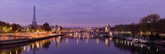 Pont Alexandre III at dawn — Paris, France by David Briard on 500px