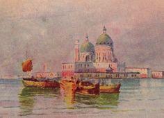 Colorful UNUSED Vintage Venice Italy Souvenir by VintagenutsInc, $8.50