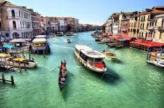 Vuelos baratos a Roma y Venecia, Italia