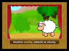 Pásla ovečky - YouTube
