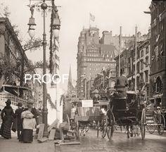 New York City in 1890.