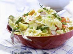 Pastasalade met asperges (Libelle Lekker!)