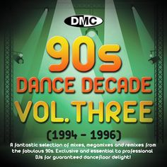 dmc dance decade 90s