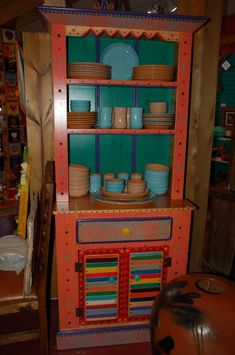 Hand Painted Mexican Furniture | Globerove