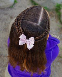 14 Braided Hair Styles 2020 Great Ideas For Braided Hair Ideas Cute Girls Hairstyles, Kids Braided Hairstyles, Princess Hairstyles, Cool Haircuts, Pretty Hairstyles, Kids Hairstyle, Teenage Hairstyles, Girl Hair Dos, Natural Hair Styles