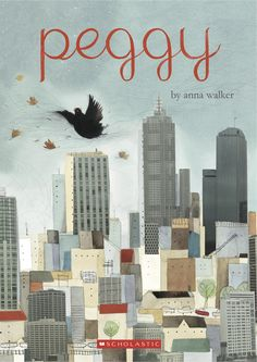 Peggy by Anna Walker. I love the name Peggy for a character and a book.