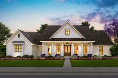 House Plan 56440SM comes to life in North Carolina (again!)