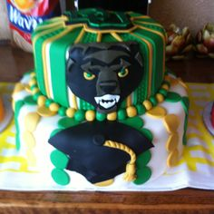 #Baylor bear cake by Sweet Virginias cakes in Dallas, TX