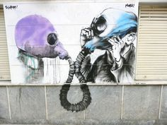 Global Graffiti: 6 Controversial Creators of Recurring Street Art from Around the World