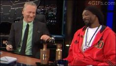 Only Snoop Dogg could be this smooth via /r/funny...