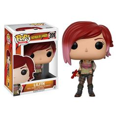(affiliate link) Borderlands Lilith The Siren Pop! Vinyl Figure