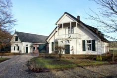 Oneindig Noord Holland / Boerderij bij Hilversum