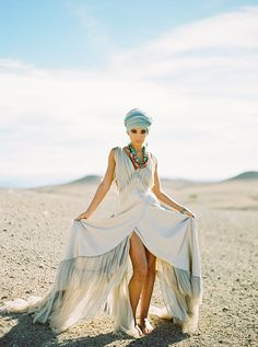 I really love this! Shot in the Moroccan desert!