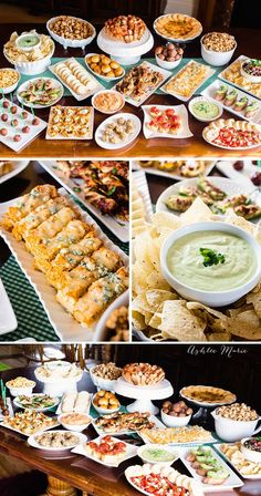 game day recipes from some of the top food bloggers, easy and delicious