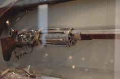 Eight shot wheellock musket by urielventis on DeviantArt #RepublicOfMarna