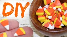 Halloween Candy Corn | DIY American Girl Doll Craft