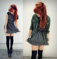 Outfit and Hair, Perfect