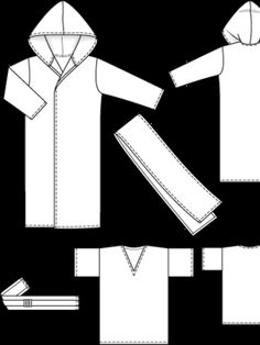 jedi robe star wars cloak luke skywalker costume sewing pattern pdf kids obi wan kenobi anakin. Black Bedroom Furniture Sets. Home Design Ideas