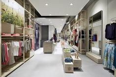 hessnatur Store by Blocher Blocher Shop, Frankfurt – Germany » Retail Design Blog